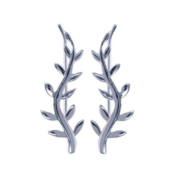 926 zilver l Oorlijn takkie